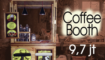 Paket-Coffee-Booth