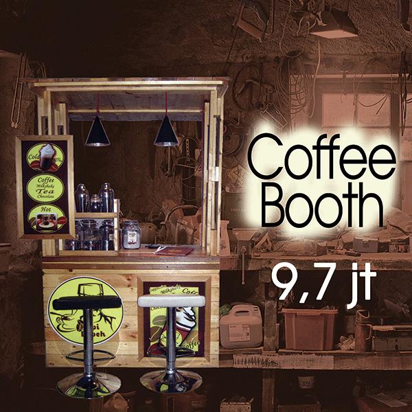 Waralaba Coffee Booth Murah