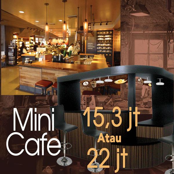 Mini Cafe Menu